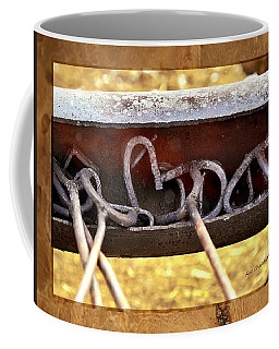 Hot Branding Irons Coffee Mug by Kae Cheatham