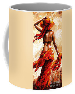 Hot Breeze #02 Coffee Mug