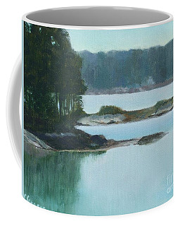 Hot Day In Rockland Me Coffee Mug