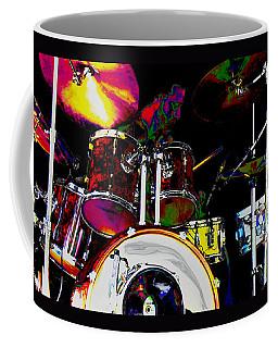 Hot Licks Drummer Coffee Mug