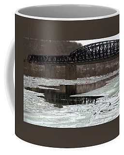 Hot Metal Bridge Coffee Mug