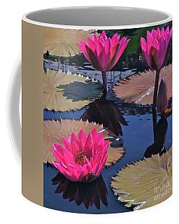 Hot Pink Tropicals Coffee Mug