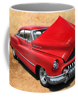 Hot Rod Buick Coffee Mug