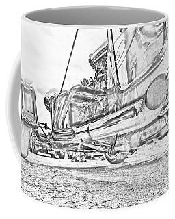 Hot Rod Exhausting Coffee Mug
