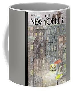 Hot Spot Coffee Mug