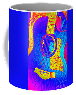 Hot Taylor Coffee Mug by Shelia Kempf