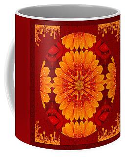 Hot Tropical Zen Coffee Mug