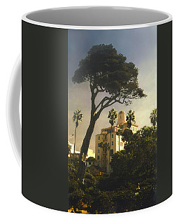 Hotel California- La Jolla Coffee Mug by Steve Karol