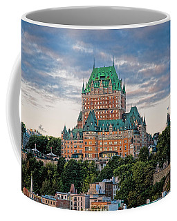 Fairmont Le Chateau Frontenac  Coffee Mug