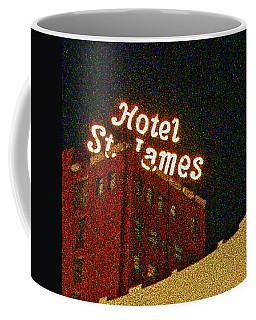 Hotel - St James San Diego Coffee Mug