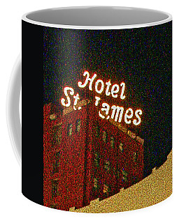 Hotel - St James San Diego Coffee Mug