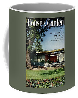House & Garden Cover Of The Kurt Appert House Coffee Mug