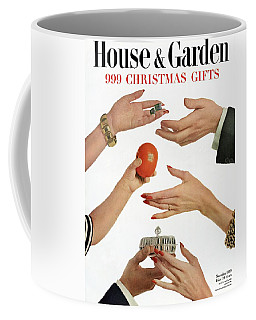 House And Garden 999 Christmas Gifts Cover Coffee Mug