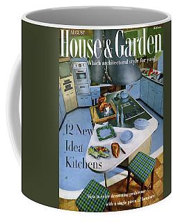 House And Garden Kitchen Ideas Issue Coffee Mug