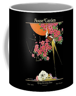 House And Garden Spring Gardening Guide Coffee Mug