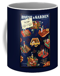 House And Garden The Gardener's Yearbook Cover Coffee Mug