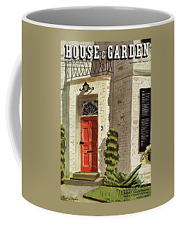 House And Garden Trends In Decorating Cover Coffee Mug
