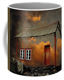 House In The Clouds Coffee Mug