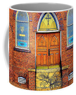 House Of God Coffee Mug