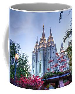 House Of The Lord Coffee Mug