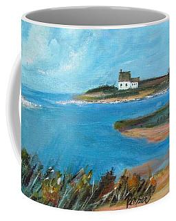 House On The Point Coffee Mug