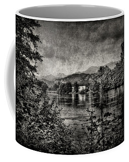 House On The River Coffee Mug