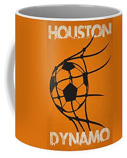 Houston Dynamo Goal Coffee Mug