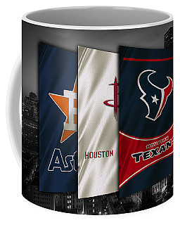 Houston Sports Teams Coffee Mug