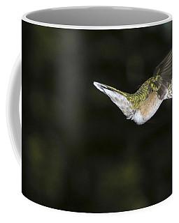 Hovering Beauty Coffee Mug