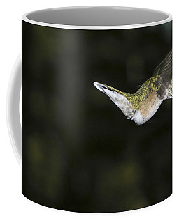 Hovering Beauty Coffee Mug by Ron White