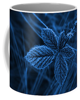 How Cold Coffee Mug by Keith Hawley
