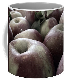 Coffee Mug featuring the photograph How Do You Like Them Apples by Photographic Arts And Design Studio