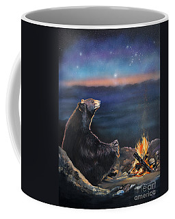 How Grandfather Bear Created The Stars Coffee Mug