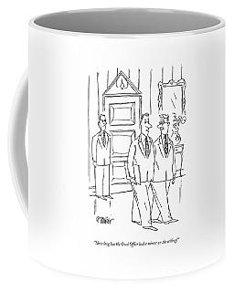 How Long Has The Oval Office Had A Mirror Coffee Mug