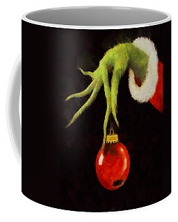 How The Grinch Stole Christmas Coffee Mug