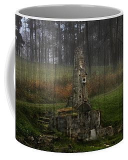 Howard Chandler Christy Ruins Coffee Mug