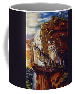 Howling For The Nightlife  Coffee Mug