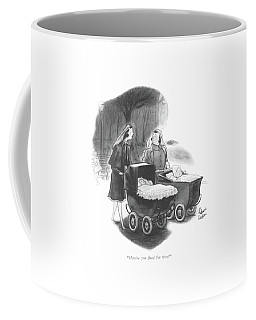 How're You ?xed For Tires? Coffee Mug