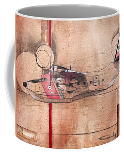Hu 16 Albatross Coffee Mug