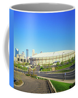 Hubert H. Humphrey Metrodome Coffee Mug