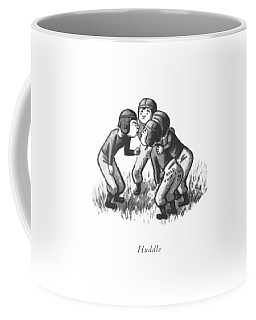 Huddle Coffee Mug