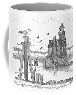 Hudson-athens Lighthouse Coffee Mug