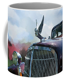 Hudson Coffee Mug by Debra Baldwin