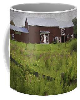 Hudson Valley Barn Coffee Mug