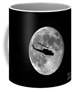 Huey Moon Coffee Mug by Al Powell Photography USA