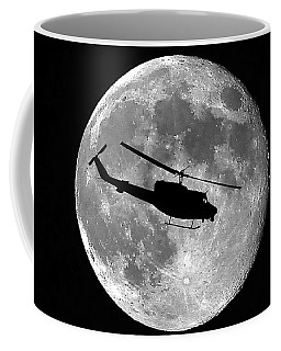 Huey Moon Coffee Mug