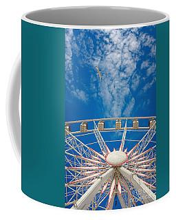 Huge Ferris Wheel Coffee Mug