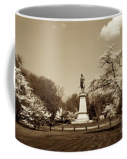 Hugh Mercer In Springtime II Coffee Mug