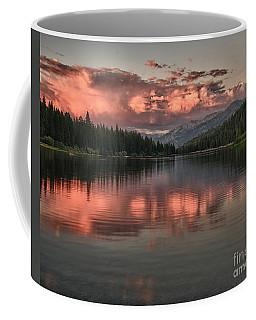 Hume Lake Sunset Coffee Mug