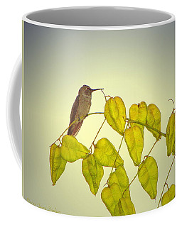 Hummer Lookout Coffee Mug